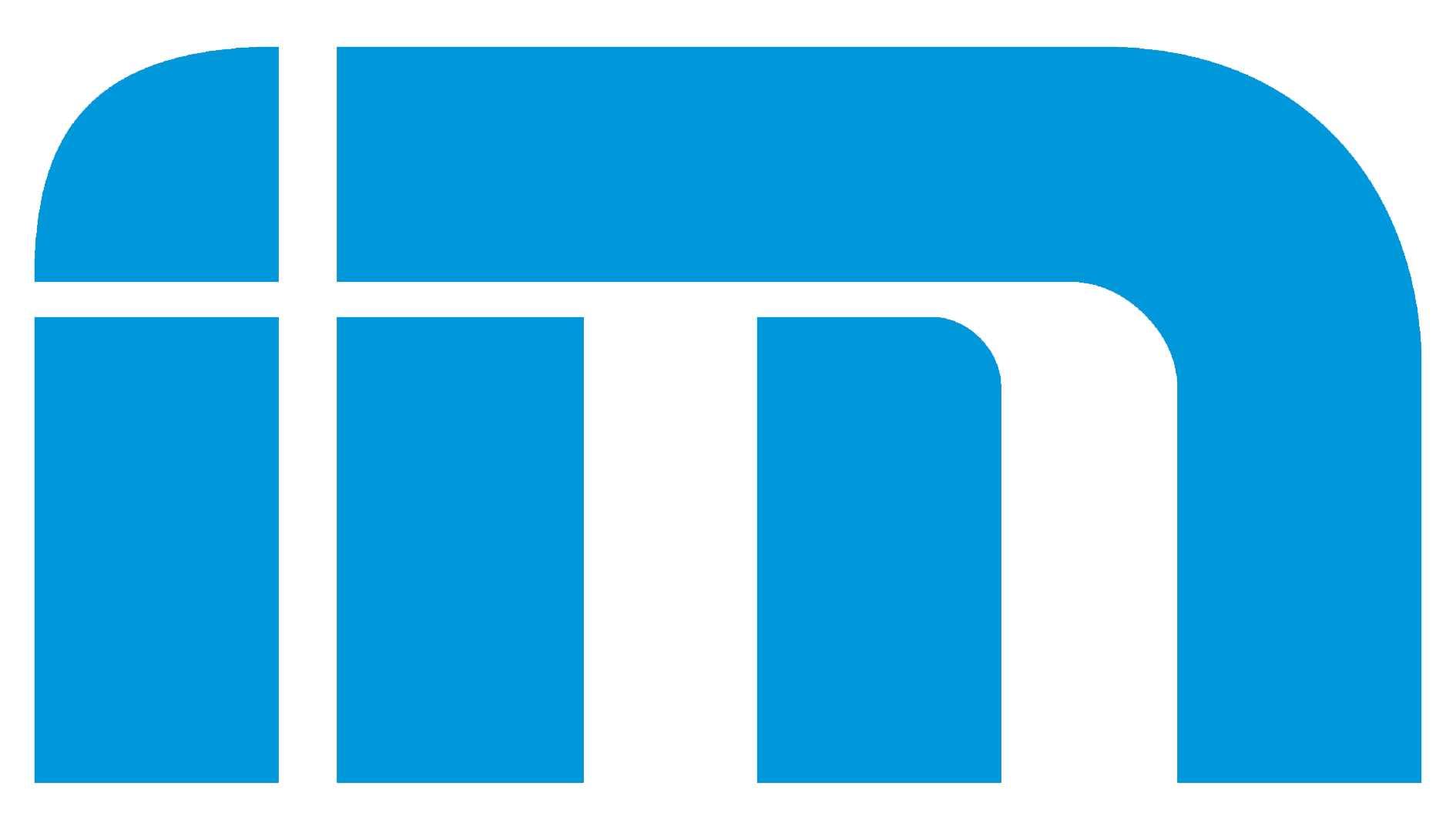 IM logo BLUE